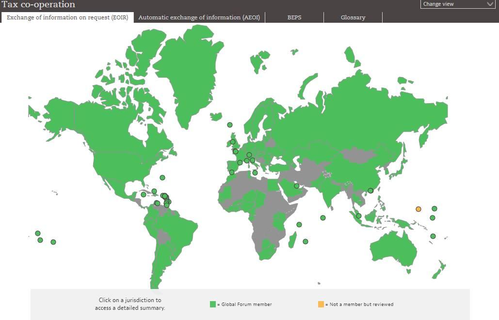 Активируется автоматический обмен данными по банковским счетам между Болгарией и РФ
