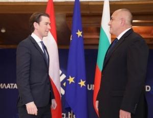 Австрия поддержала вступление Болгарии в Шенген