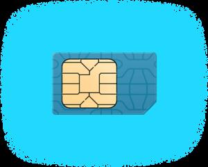 Дримсим – это комплект из физической SIM-карты со своим номером и мобильного приложения